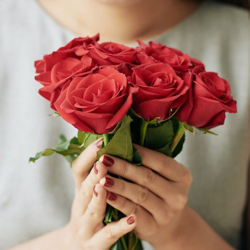 Trandafiri Rosii Pentru Acasa