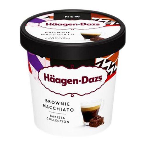 Haagen Dazs Inghetata brownie 78g